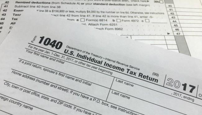 2017 income tax return taxes tax form generic_1523961399604.jpg.jpg