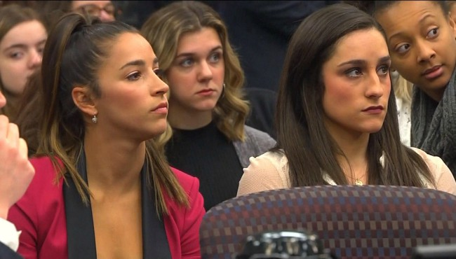 aly raisman and Jordyn Wieber 011918_463658
