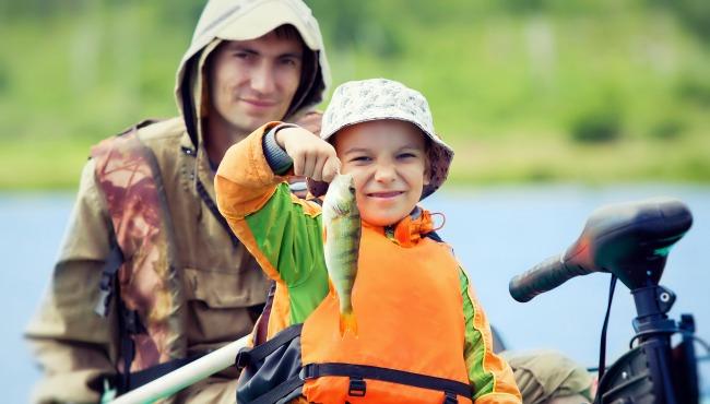Generic man and boy fishing_102129