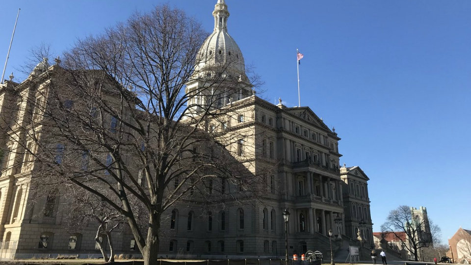 generic michigan capitol building lansing 5