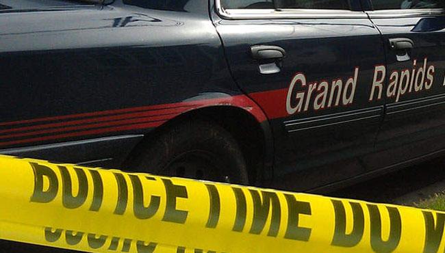 generic crime scene tape police tape grand rapids police department grpd