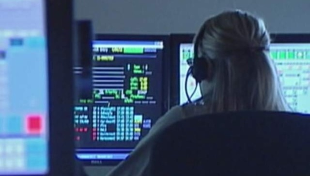 generic 911 dispatch center 1