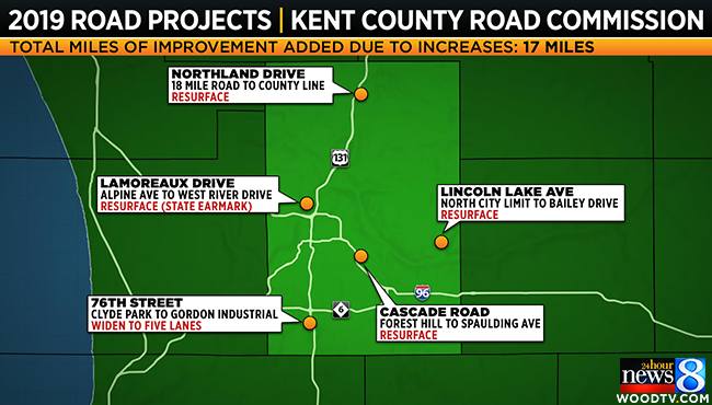 Kent Co. road budget bump means more projects in 2019 Kent County Street Map on hastings street map, milford street map, kent delaware state map, city of flint street map, portage street map, dewey beach street map, galena street map, kent maryland map, narragansett street map, north providence street map, boyne city street map, kent wa map, city of lansing street map, st. clair shores street map, rockford street map, middletown street map, grant street map, springfield street map, kent washington street map, kent michigan,