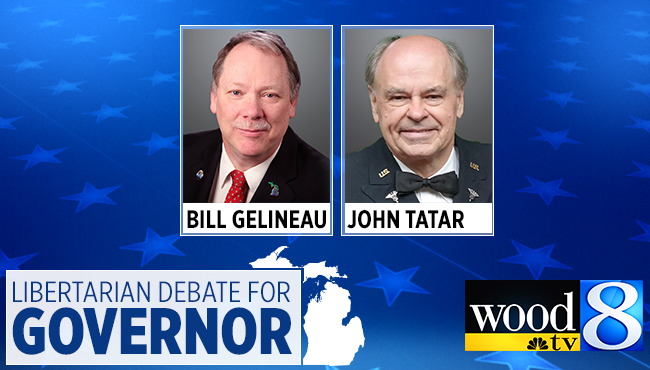 Libertarian candidates for Michigan governor Bill Gelineau John Tatar 071018_1531253456722.png.jpg