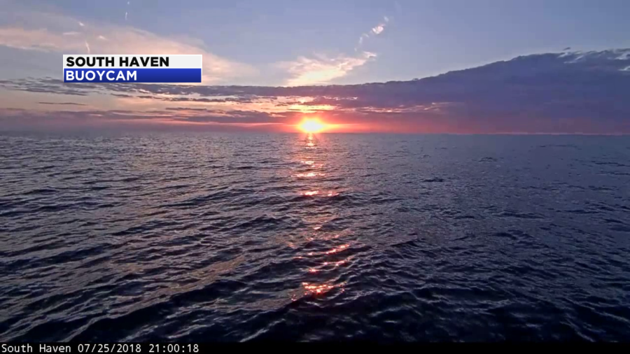 South Haven Buoy Cam Sunset nice 7 25 18_1532581454211.png.jpg