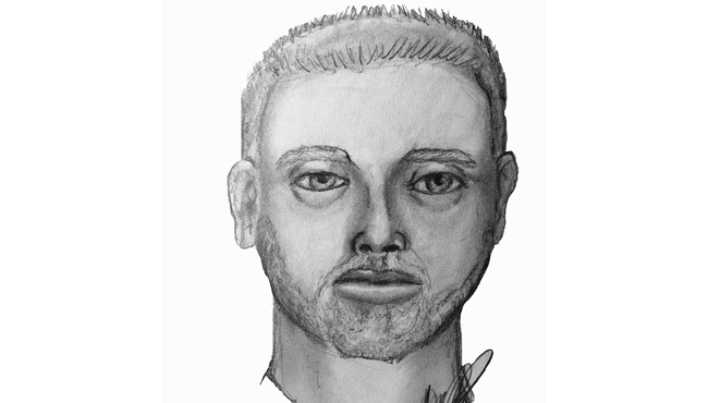 Police Release Sketch Of Bc Attempted Abduction Suspect
