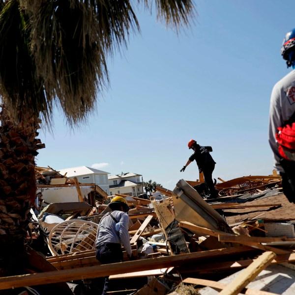 Hurricane Michael aftermath 101418 AP_1539548747284