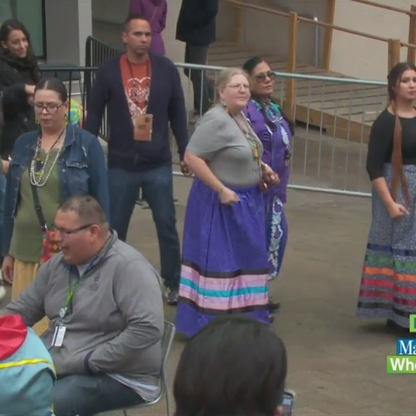 Maranda: Where You Live- Native friendship dance