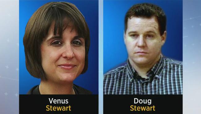 Venus and Doug Stewart 041816_207611