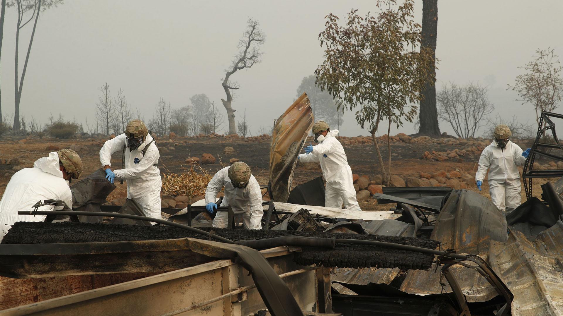Northern California wildfire 111418 AP_1542250927756