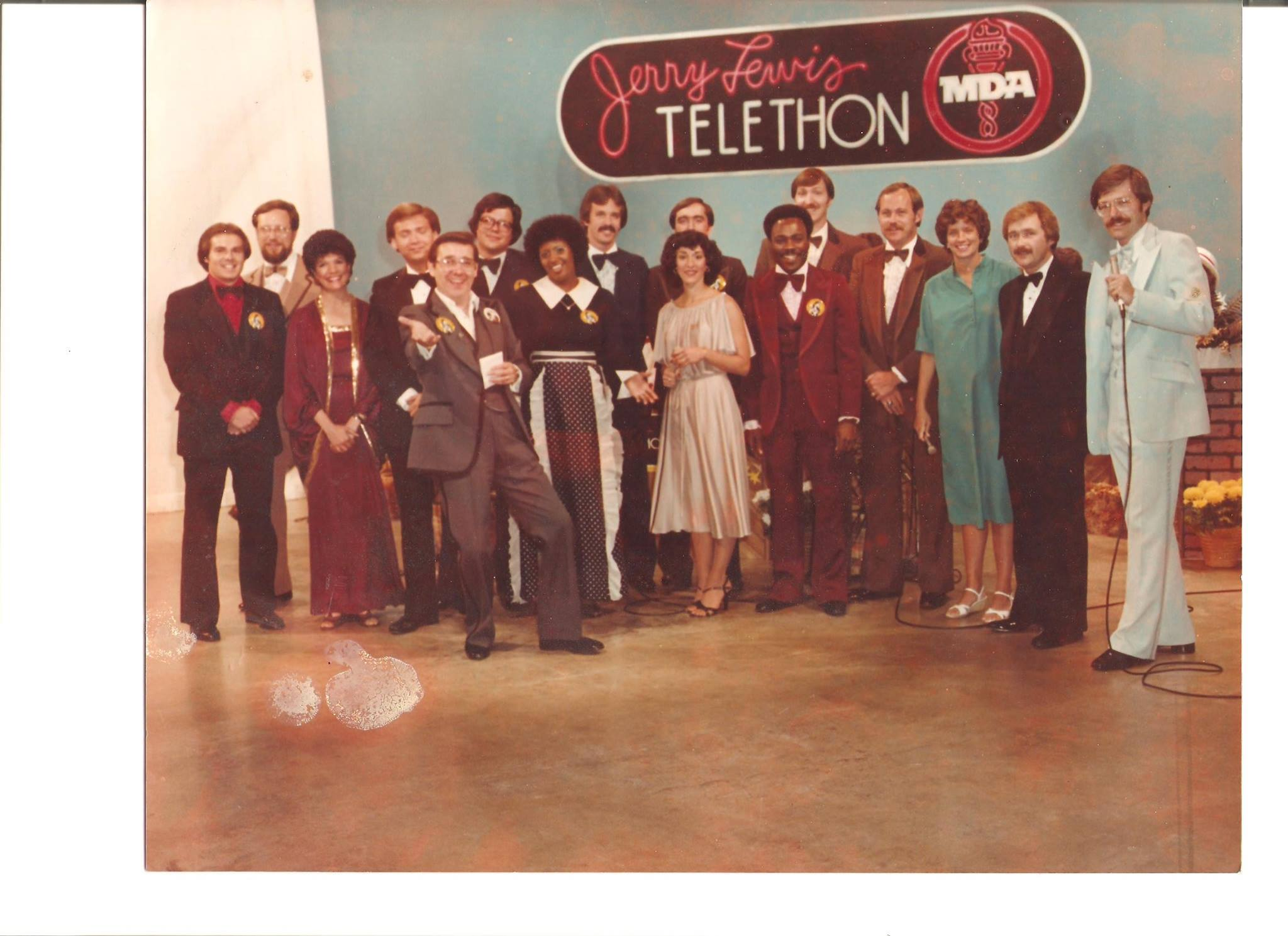 Bill with telethon around 1980_1541402208622.jpg.jpg