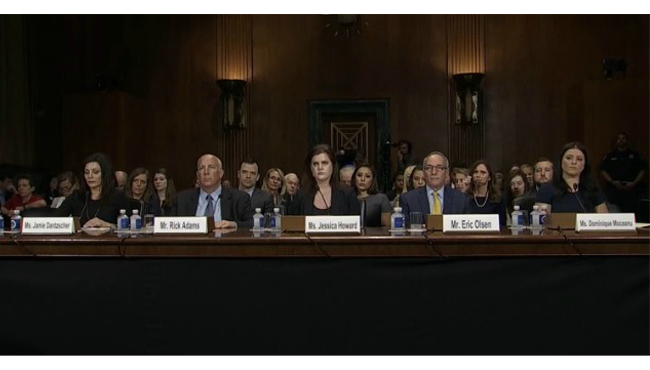 Congressional hearing USA Gymnastics 032817_312884