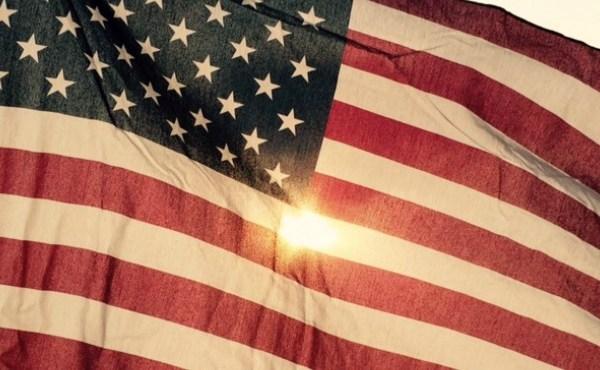 generic american flag a