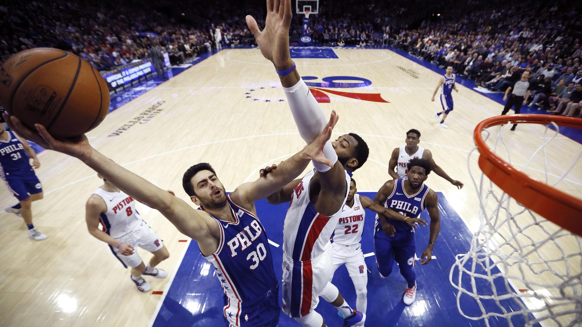 Detroit Pistons Philadelphia 76ers 121018 AP _1544492416473