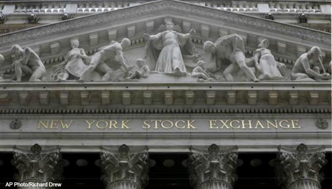 New York Stock Exchange AP 062416_224815