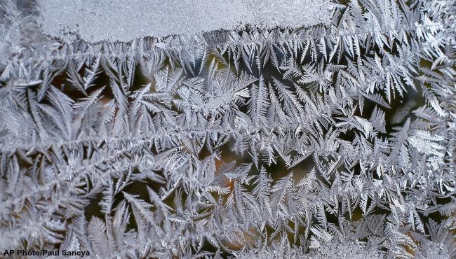generic frost on window generic ice_159449
