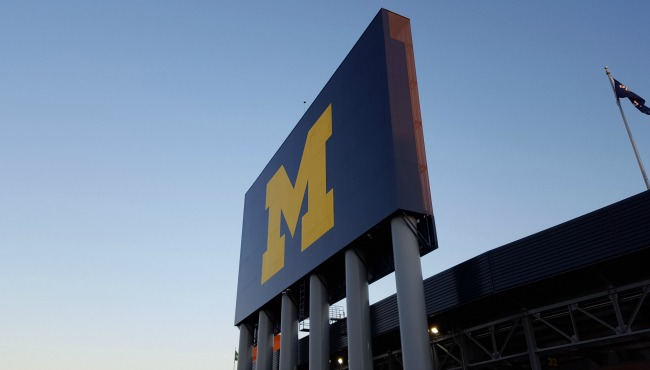 The Latest: No season tickets for Michigan football in ...