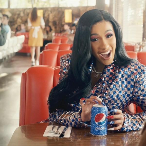 Super Bowl Ads Pepsi Cardi B 020319 AP_1549246361452