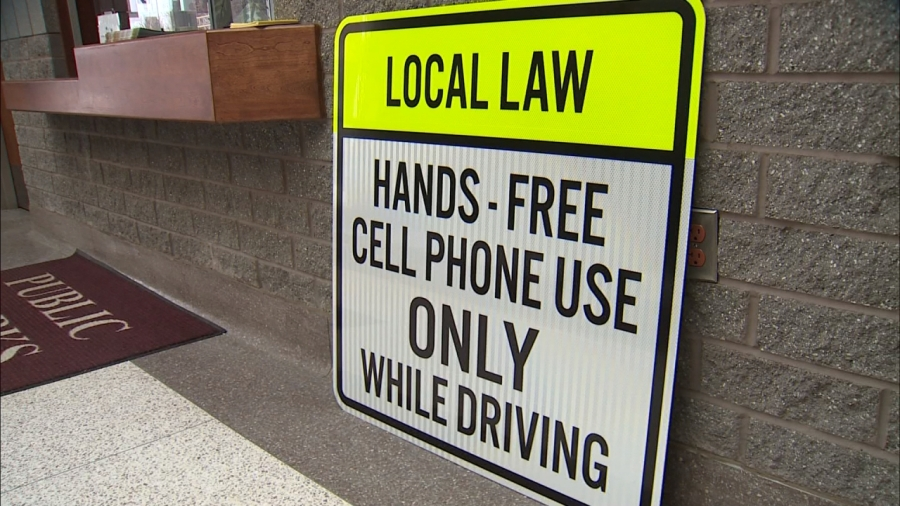 battle creek hands-free cellphone use only while driving 021419_1550188231300.jpg.jpg