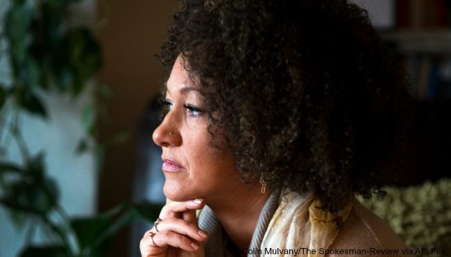 NAACP Leader Rachel Dolezal AP 030215_102719
