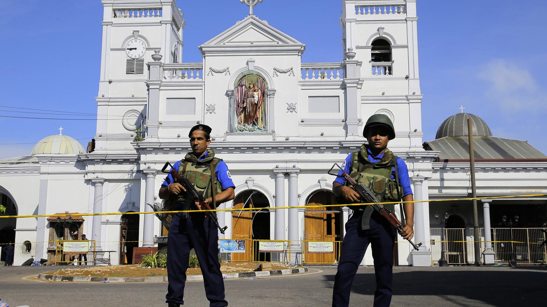 sri lanka bombings 042219 AP_1555966567392