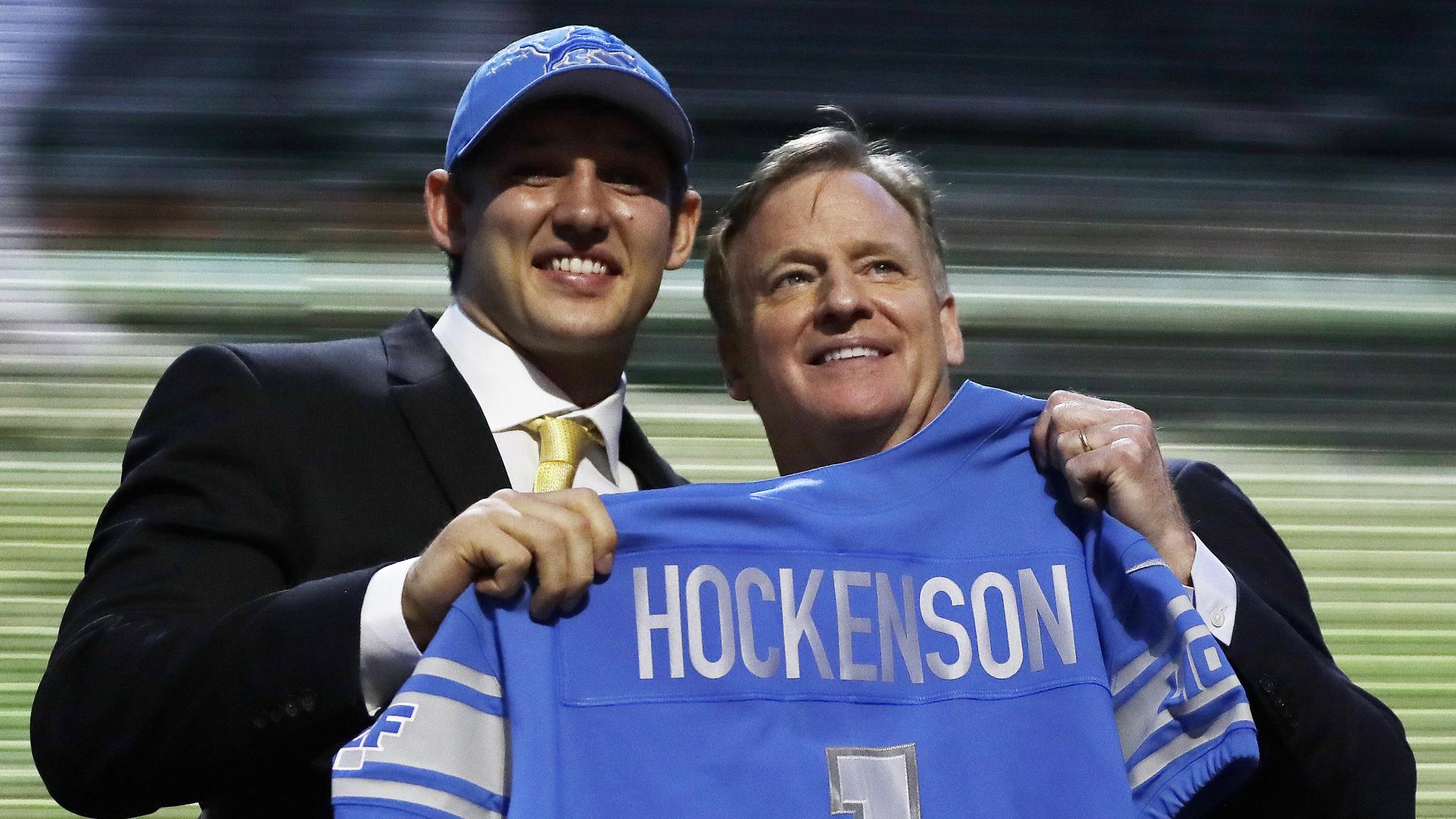 NFL Draft TJ Hocksenson 042519 AP_1556241622887