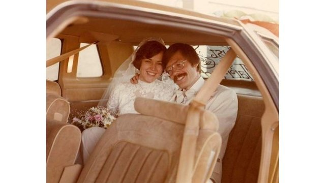 Bill and Gayle Wedding in car_1555914170442.jpg.jpg