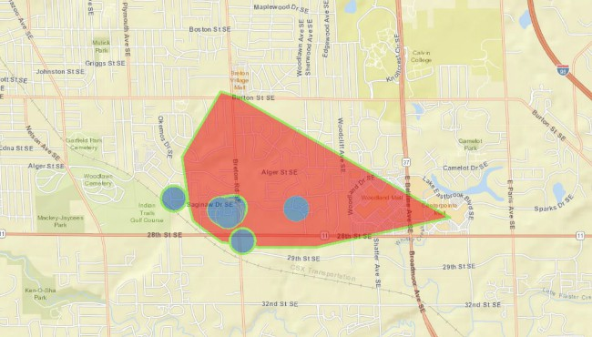 Kentwood area power outage 042619_1556314430770.jpg.jpg