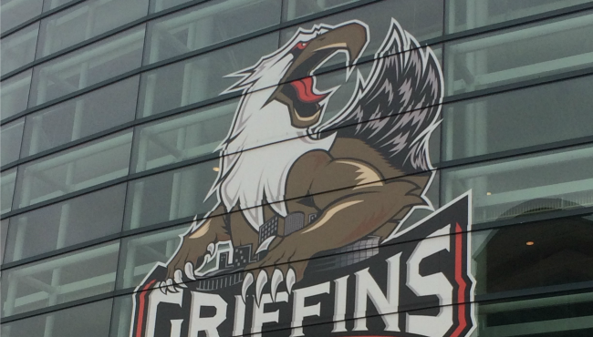 generic Grand Rapids Griffins Calder Cup logo