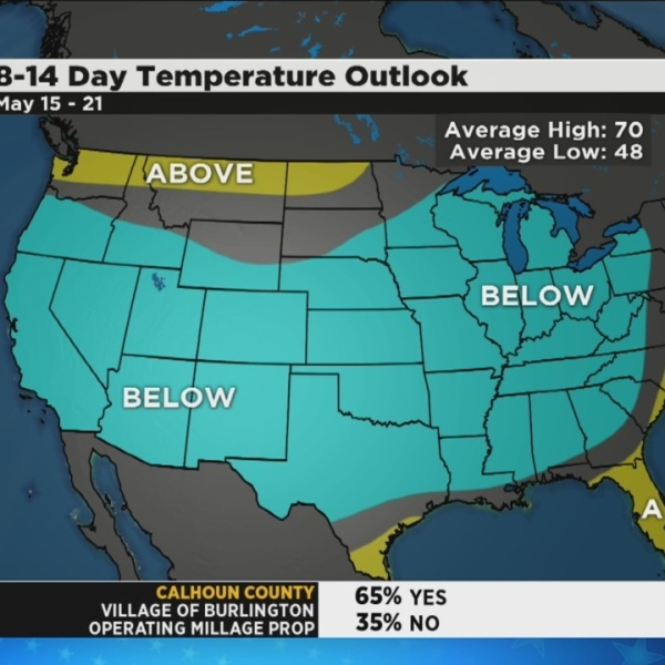 It has not yet hit 80 degrees in W. MI this spring