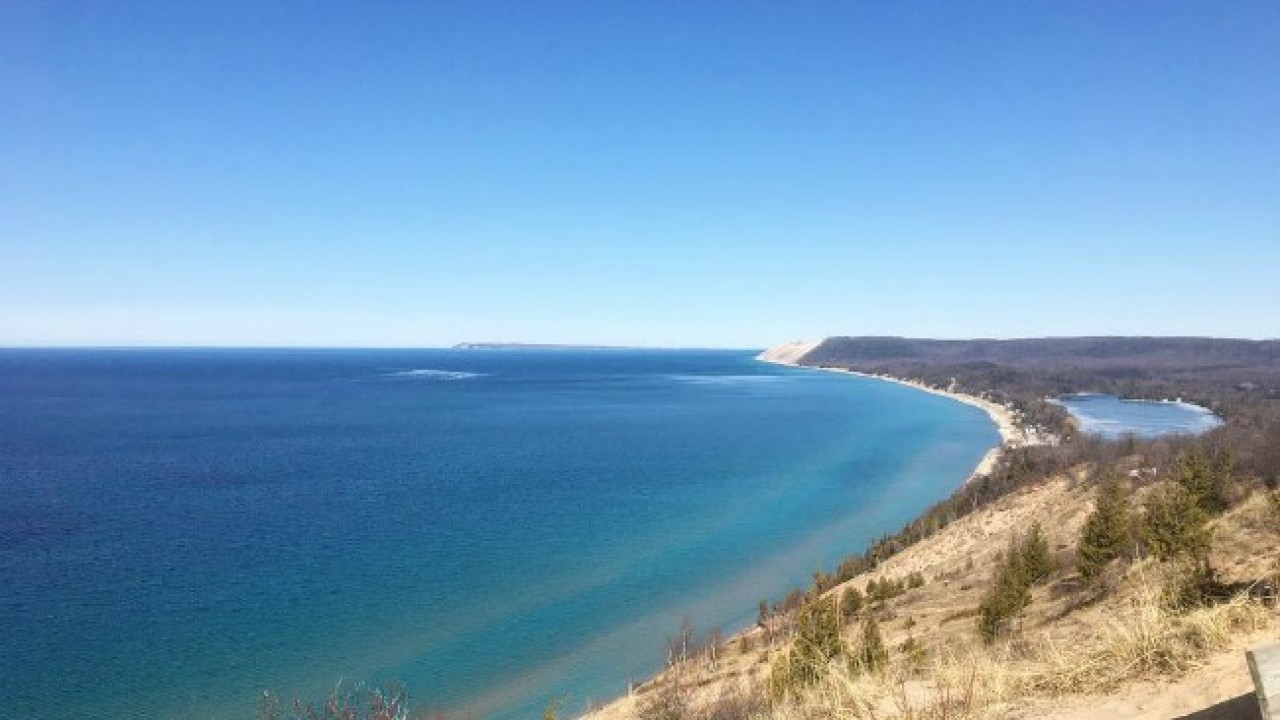 Grand Rapids Gas Prices >> Lake Michigan at new May high water record