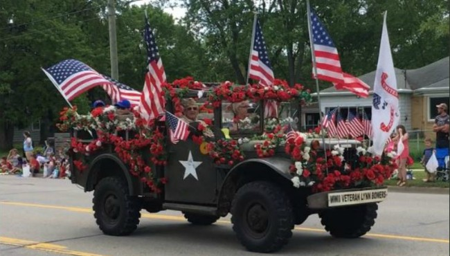 Memorial Day Parades In West Michigan For 2019