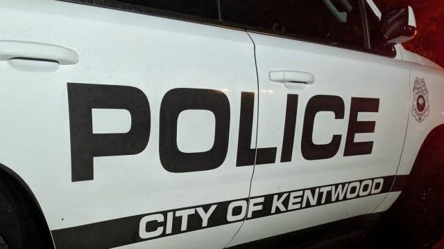 Kentwood PD: 5 guns stolen from business