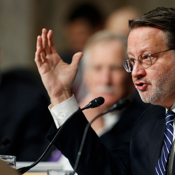 U.S. Sen. Gary Peters 022919 AP_1559593862018