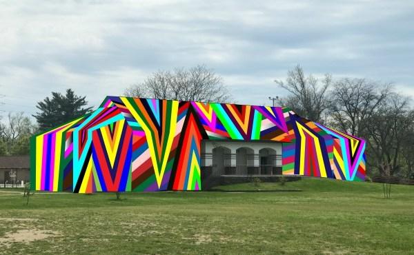 Artprize Project 1 Amanda Browder MLK Park rendering