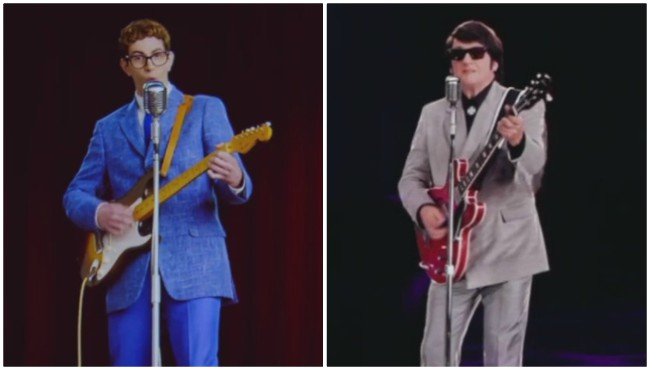 Buddy Holly Roy Orbison holograms