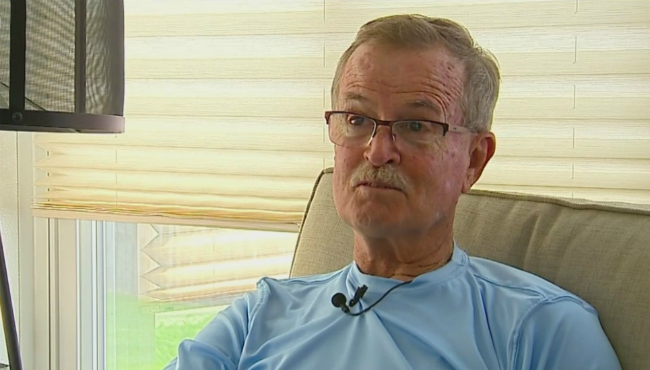 Liver transplant gives man 27 Father's Days