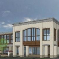Kent District Library Ada branch rendering