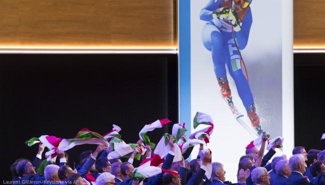 Milan Winter Olympics AP 062419