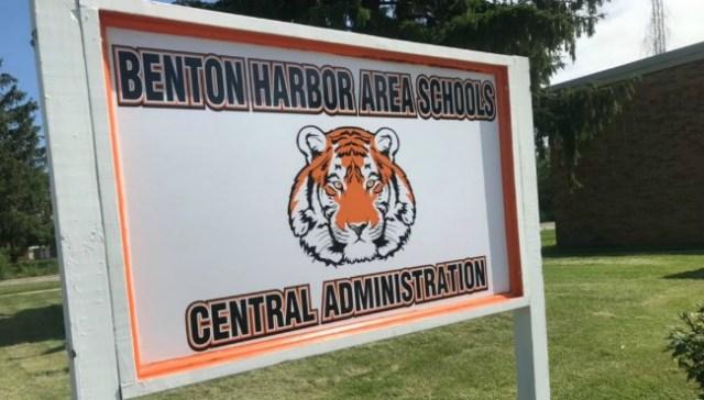 Report: Benton Harbor school board president dies