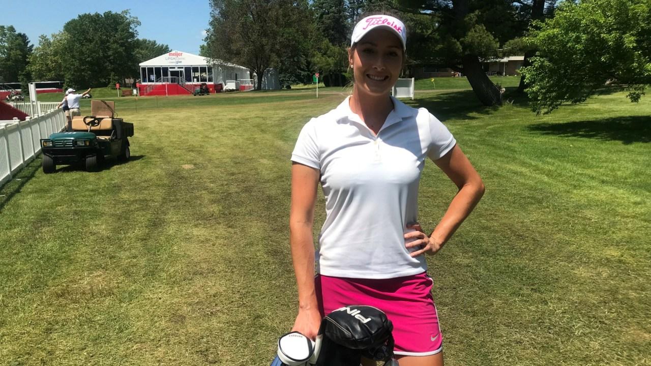 Shipley makes LPGA debut in native W. MI