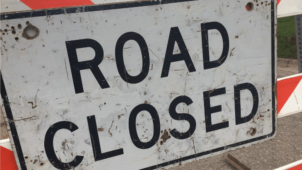 generic road closures