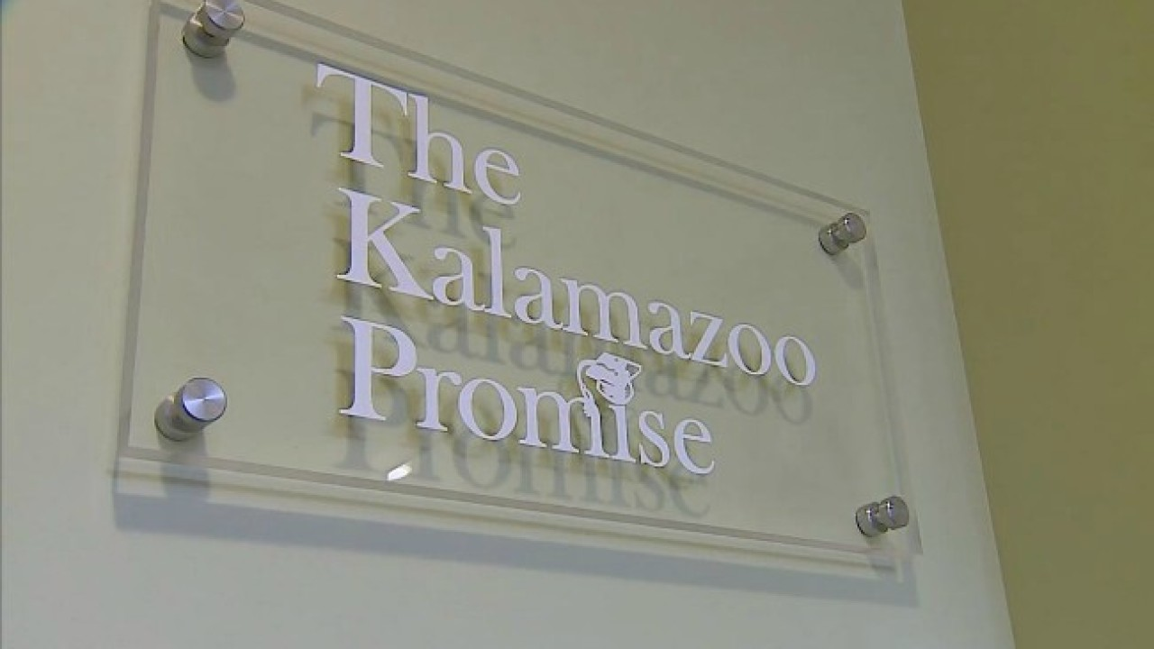 Kalamazoo Promise waives full-time requirement for this school year
