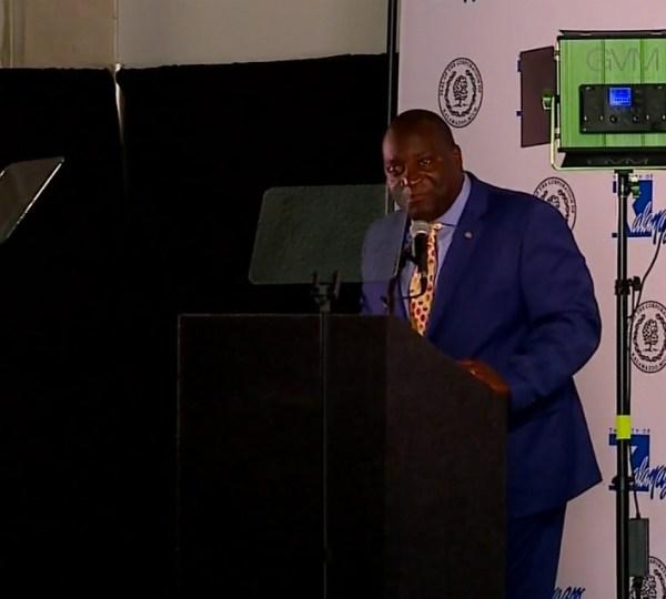 Kalamazoo Mayor Bobby Hopewell gives state of the city