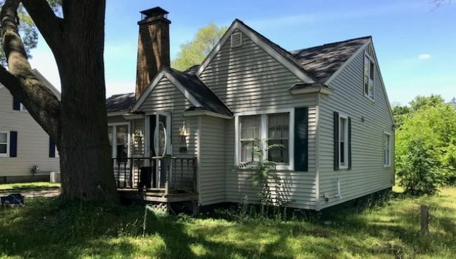 Catherin Avenue home where rabbits were found