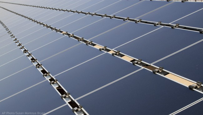 woodtv.com - Luke Laster - State's largest energy companies launch campaign to expand solar power