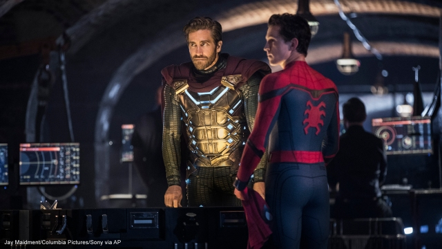 'Spider-Man' soars with $185.1M over long holiday weekend
