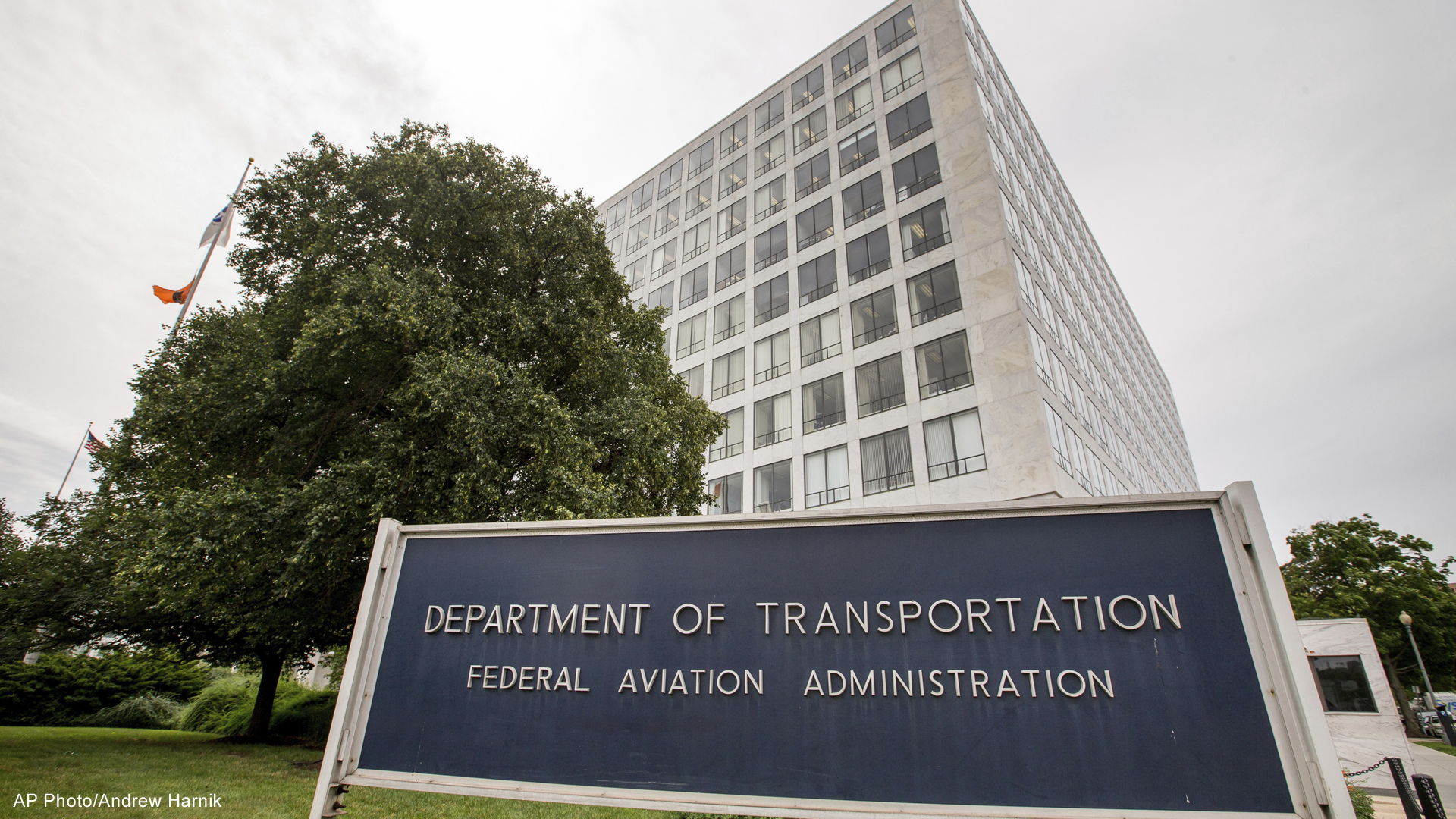 federal aviation administration building