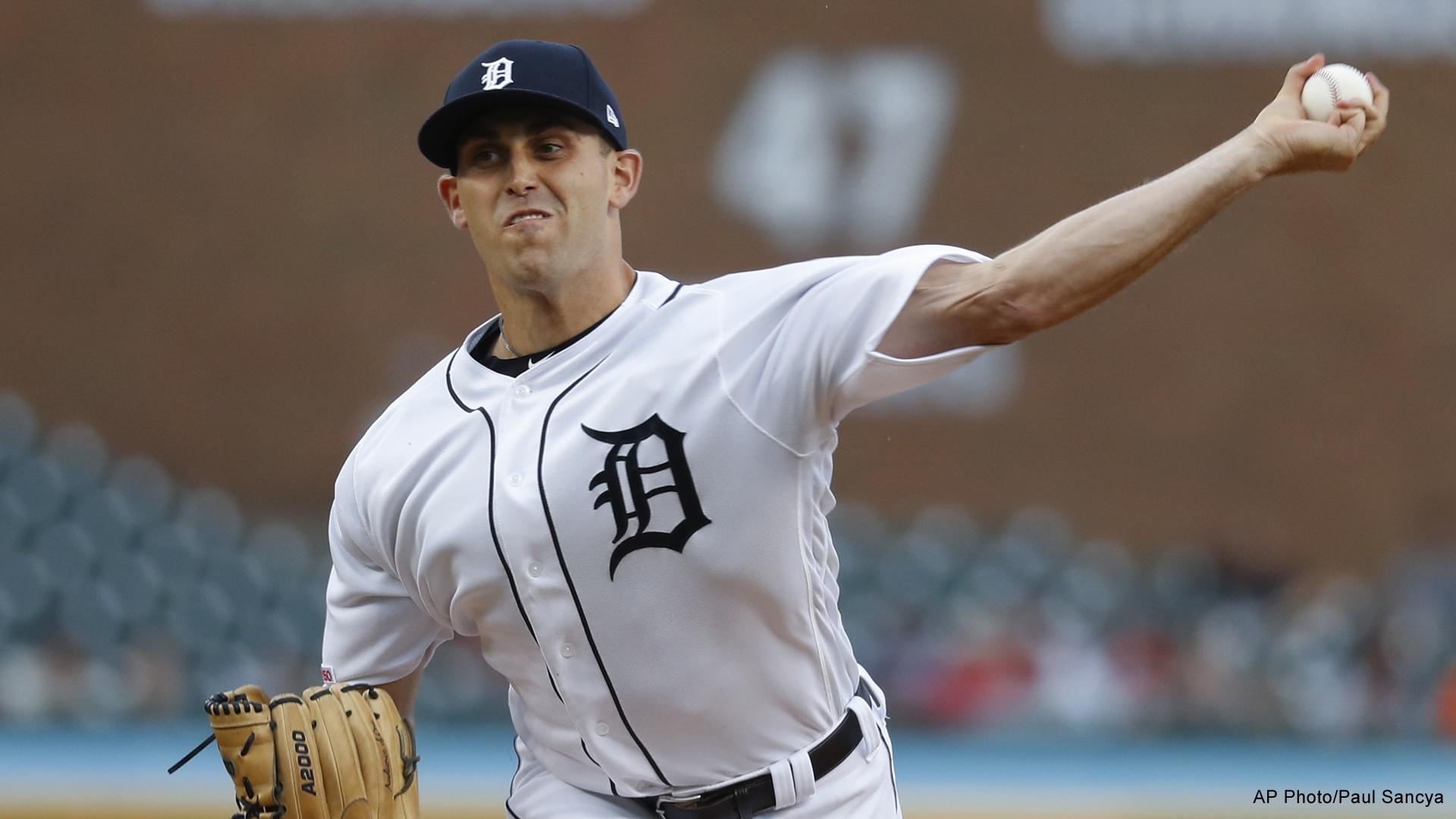 Detroit Tigers Matthew Boyd