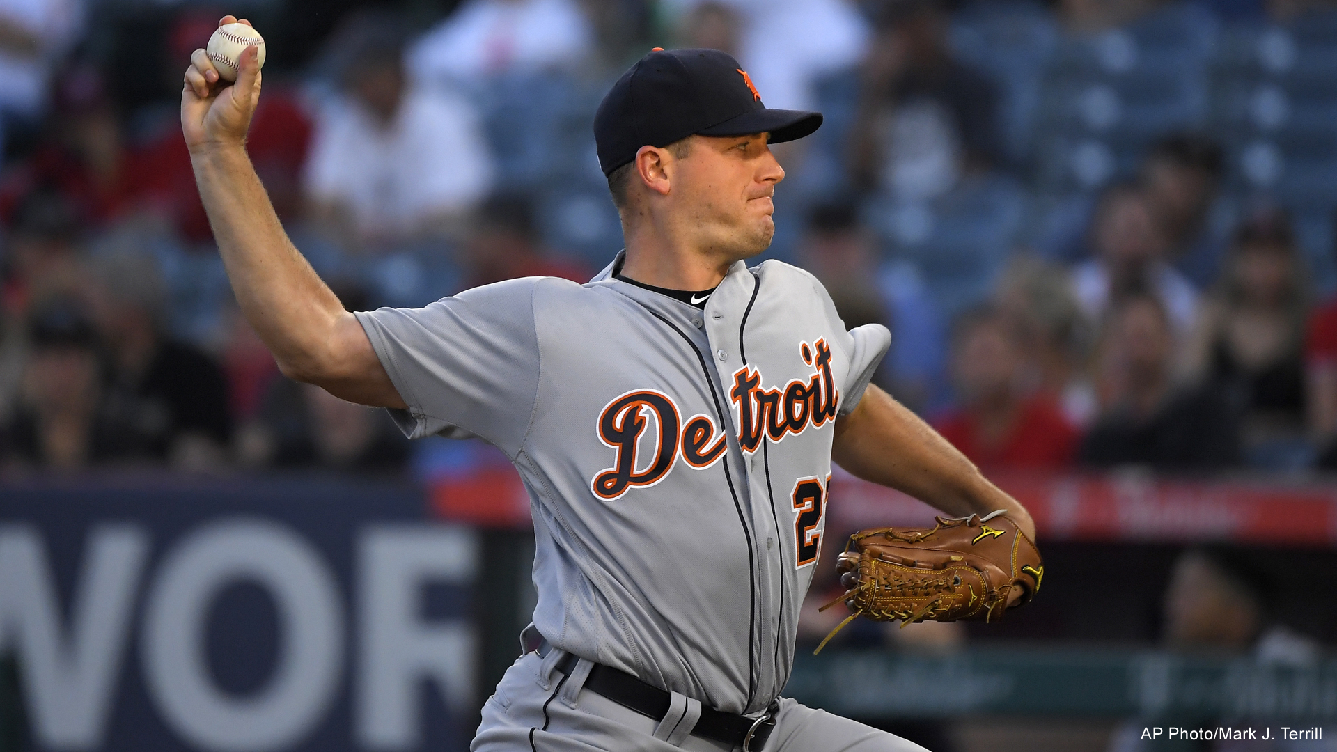Detroit Tigers Jordan Zimmermann